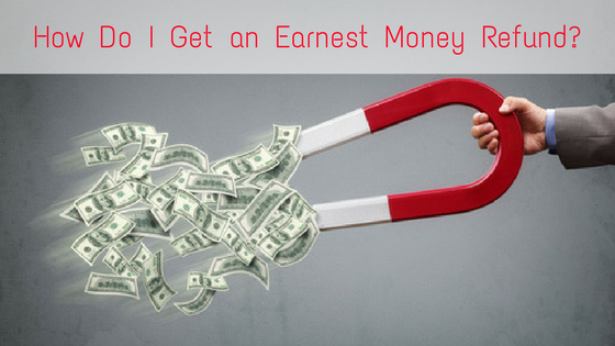 earnest money refund