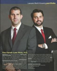 the farah law firm pc