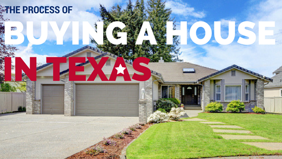 the process of buying a house in texas