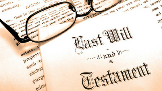 5 Reasons To Have a Will